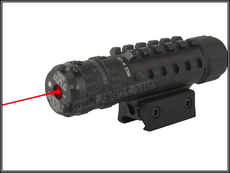 American Defence Tactical Red Laser